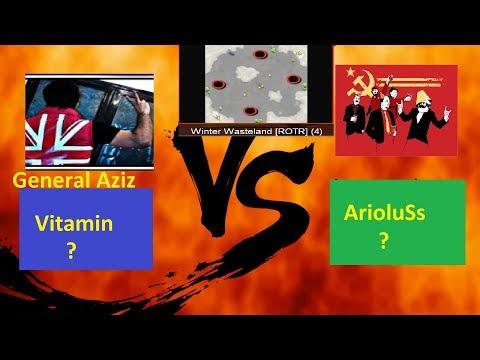 ROTR 1.87 Pub 1.7 General Aziz Vitamin vs Red Army ArioluSs