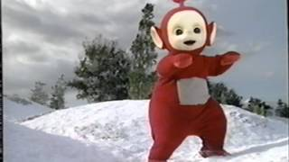 Teletubbies - Christmas in the Snow Vol. 1 Part 3