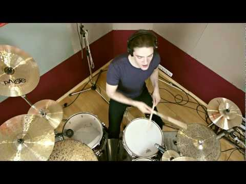 Tower of Power - Page One - drum cover by Dmitry Frolov
