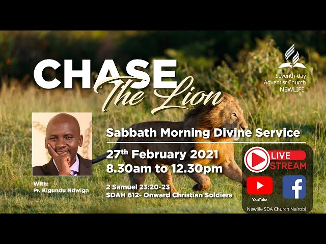 Induction Sabbath | Morning Service | 27 February 2021