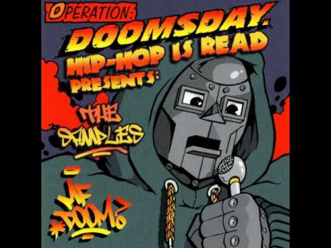 Day 237) MF Doom - Tick, Tick... Ft MF Grimm