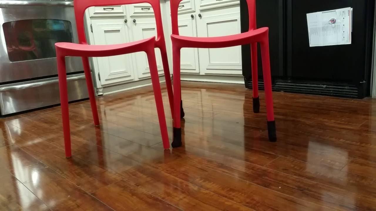 Etonnant Cuccu 8 Pcs Chair Leg Socks Furniture Sliders   YouTube