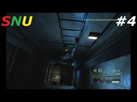 Tom Clancy's Splinter Cell: Chaos Theory (Xbox) Stealth Walkthrough Part 4 (Penthouse)