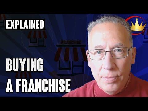Buying a Franchise, Explained | The Franchise King® Joel Libava