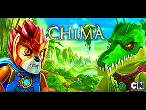 Lego Legends Of Chima Laval Unleashed Free Online Game Part 1 ...