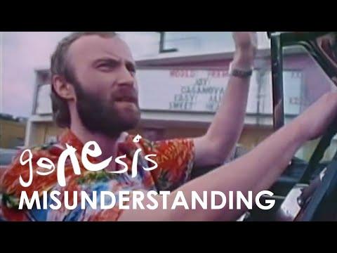 Genesis - Misunderstanding (Official Music Video)