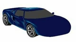Speedpainting Ford GT40