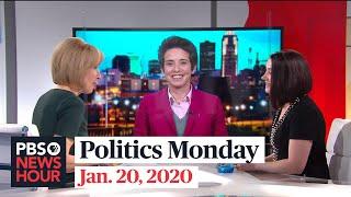 Tamara Keith and Amy Walter on Iowa caucus dynamics, impeachment politics