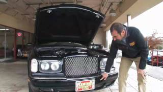 2000 Bentley Arnage  for sale with test drive, driving sounds, and walk through video
