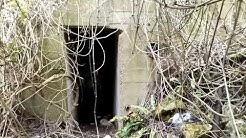 Urbex dans les blockhaus bunker de fecamp