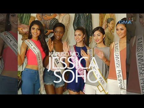 Kapuso Mo, Jessica Soho: Miss Universe Fever