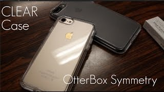 The most Protective Clear Case? - OtterBox Symmetry CLEAR Edition - iPhone 7 / 8  PLUS