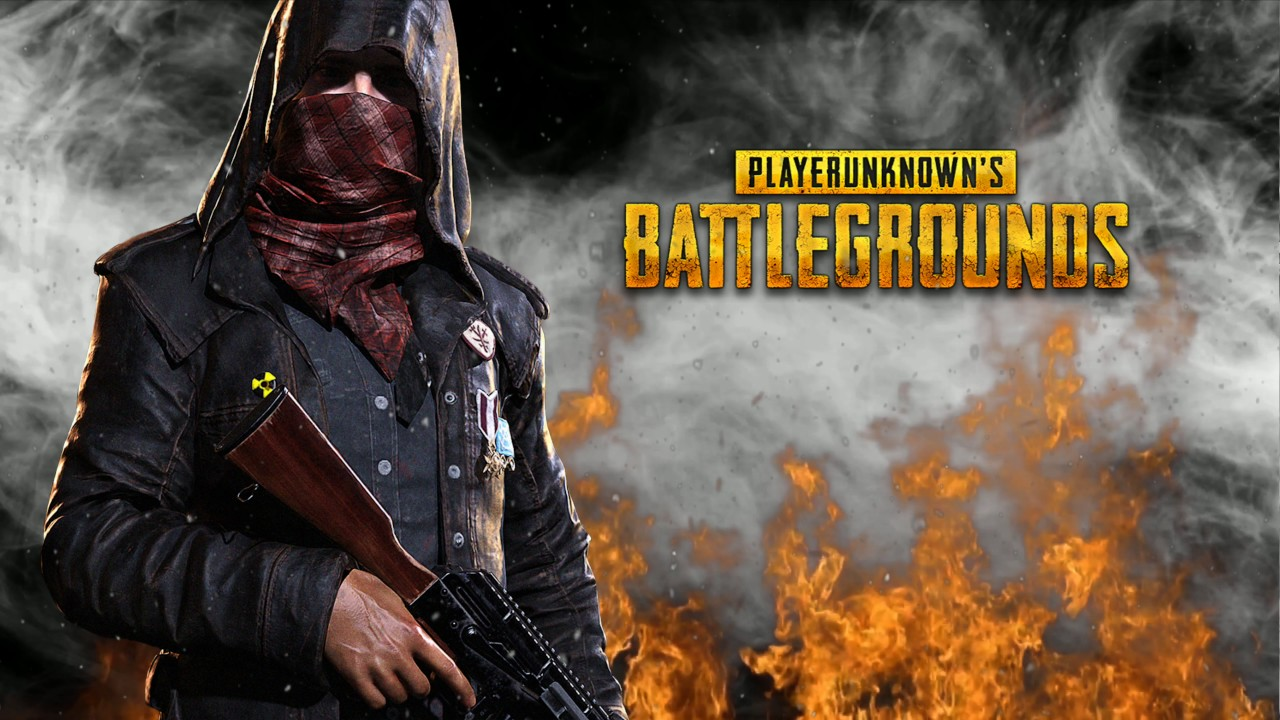 PlayerUnknows BattleGrounds Animated Wallpaper (WIP) 2