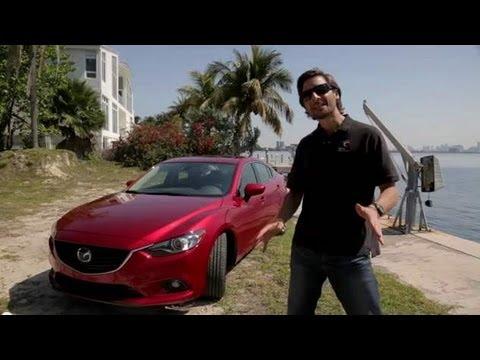 Prueba Mazda Mazda6 2014 Espaol