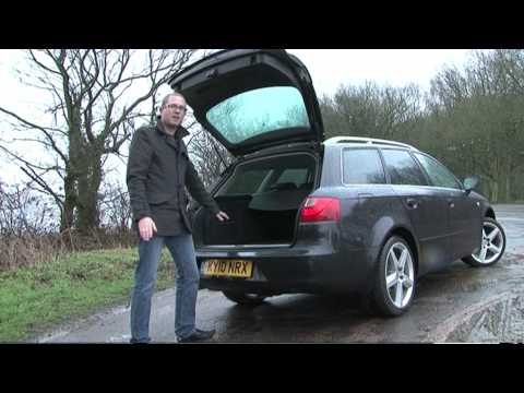 Fifth Gear Web Tv Introducing The Seat Exeo St Crew Car Youtube