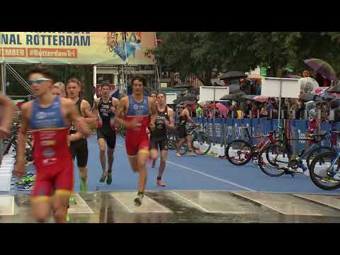 2017 ITU World Triathlon Grand Final Rotterdam - Junior Men's Highlights