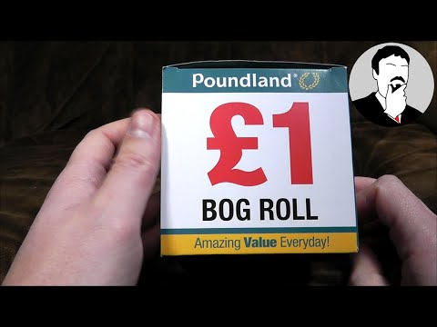 Poundland Special: Bog Roll Police Candle Crowns | Ashens thumbnail