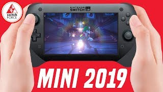 New Nintendo Switch Mini STILL COMING In 2019?