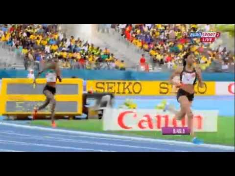 USA Destroy Kenya to Win Women's 4 x 800m Relay Final  IAAF World Relays 2014
