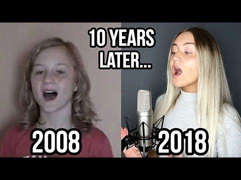 KRASS! Ich singe 10 JAHRE SPÄTER das gleiche Lied...