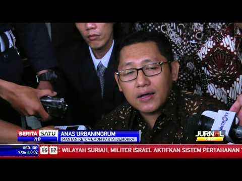 Anas Mengaku Tidak Mengenal DK Dan TB