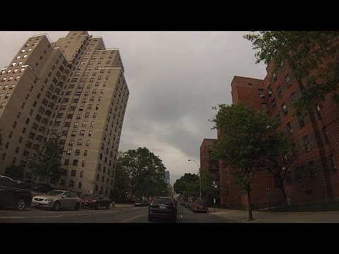 Brooklyn NY Housing Projects in Brownsville, Bed-Stuy, East