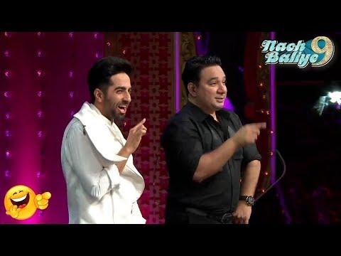 Nach Baliye 9 : Ayushman Khurana And Ahmed Khan Dance Performance On Heels !! Mp3