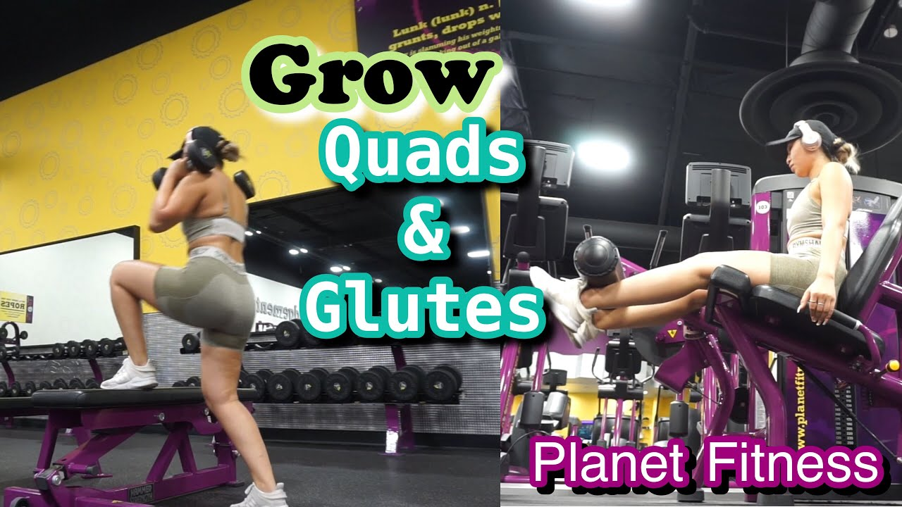 Planet Fitness Glute Workout Off 52