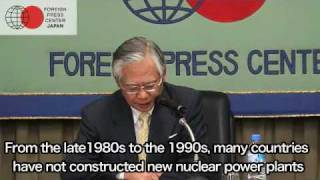 """Japan's Atomic Energy Policy,"" Briefing by Chairman of the Japan Atomic Energy Commission"