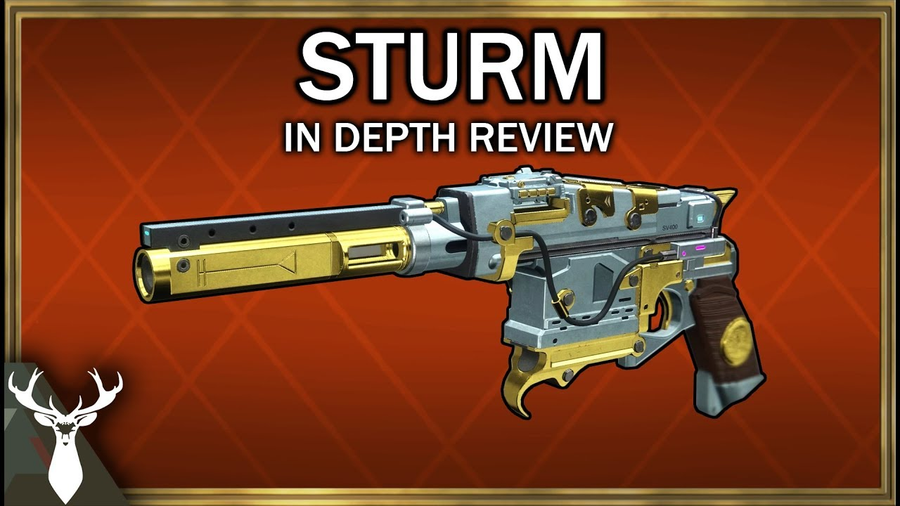 Destiny 2: Sturm and Drang guide - How to unlock the Nessus Exotic