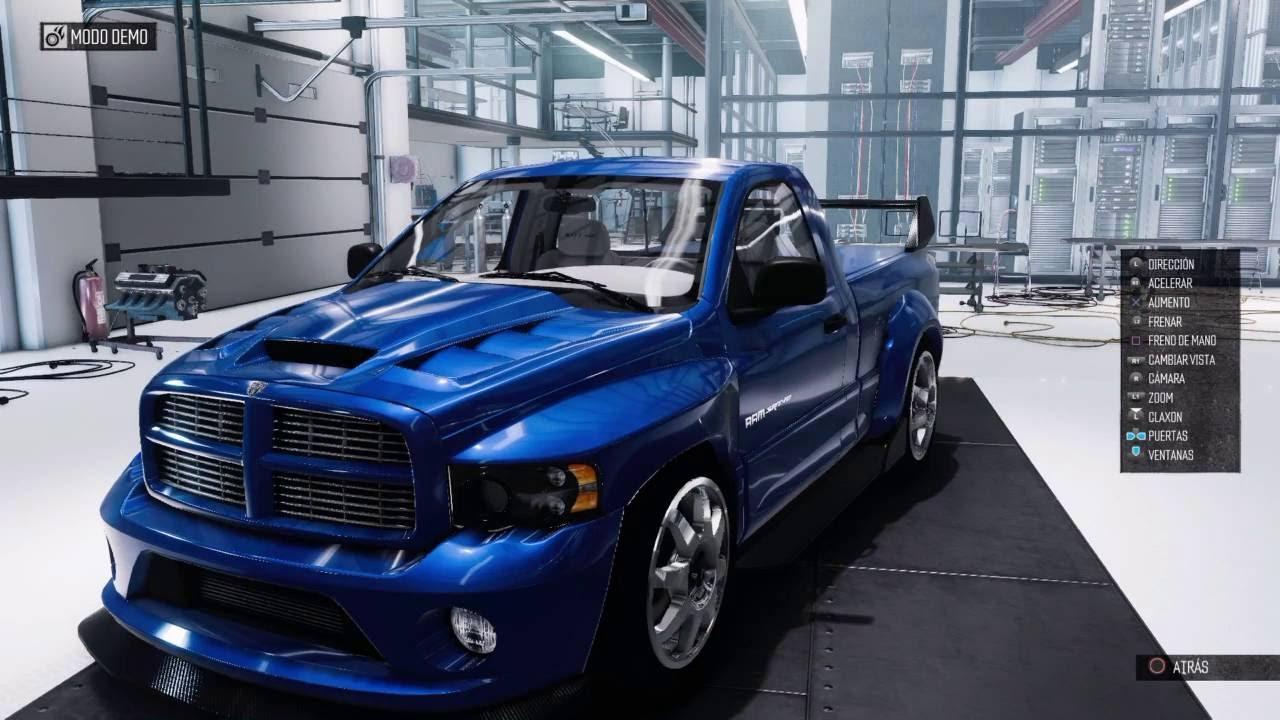 Modificaci 243 N A Camioneta Dodge Ram Rendimiento Youtube