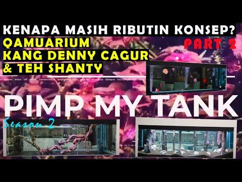 pimp-my-tank-season-2-#-bongkar-qamuarium-kang-denny-cagur,-hunting-kayu,-dan-setting-hutan-pinus
