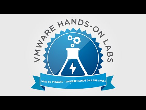 01-NEW TO VMWARE - VMware Hands On Labs (HOL) ( Lecture 1 ) By Eng