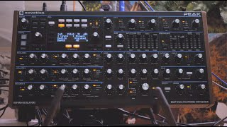 Novation Peak | Ambient II