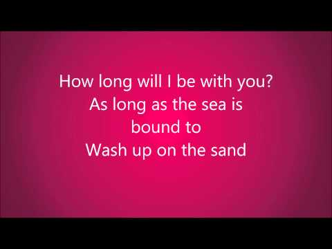 Ellie Goulding - How Long Will I Love You (Lyrics)
