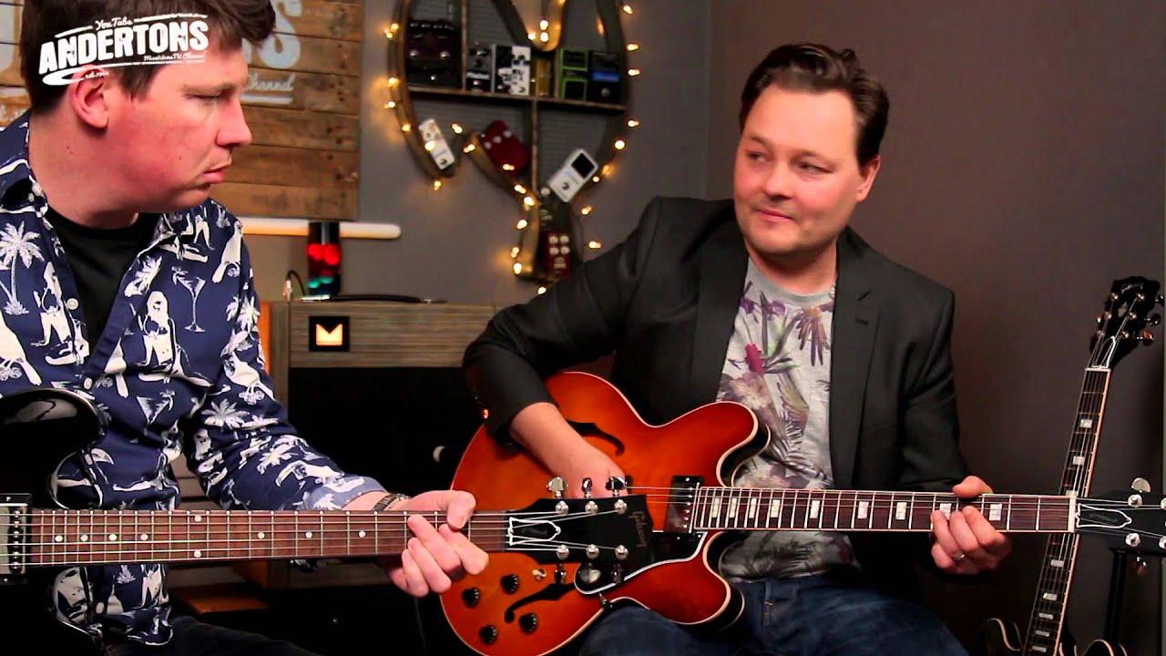 guitar paradiso 2016 gibson memphis memphis studio es 335 es