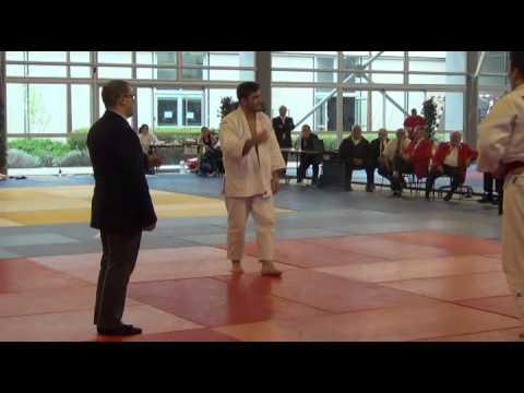 championnat judo masculins par équipe 2014