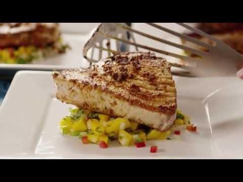 How To Make Blackened Tuna Steaks | Fish Recipe | Allrecipes.com