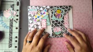 Envelope Booklet and Envelope Tutorial (with no special tools)