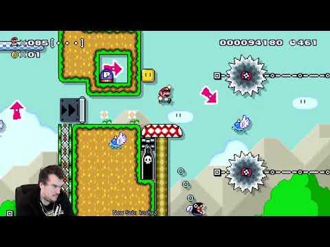 Barb Smart - 100 Mario Super Expert