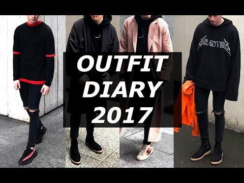 Outfit Diary   Mens London Fashion Week 2017   Lookbook   LFWM   Gallucks