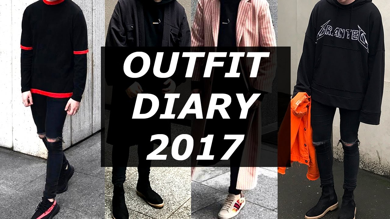 Outfit Diary | Mens London Fashion Week 2017 | Lookbook | LFWM | Gallucks