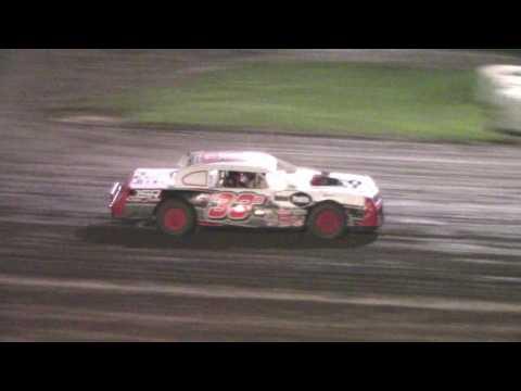 Farmer City Raceway Jr Kimler Memorial Late Models FULL SHOW 7 22 2016