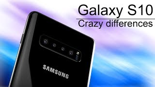 Samsung Galaxy s10 leaks, and rumors!