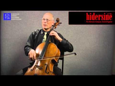 Cello Technique - Detaché - Casal's Crawl Exercise