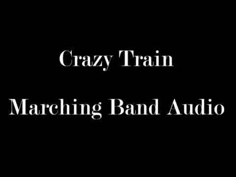 Crazy Train - Marching Band Audio