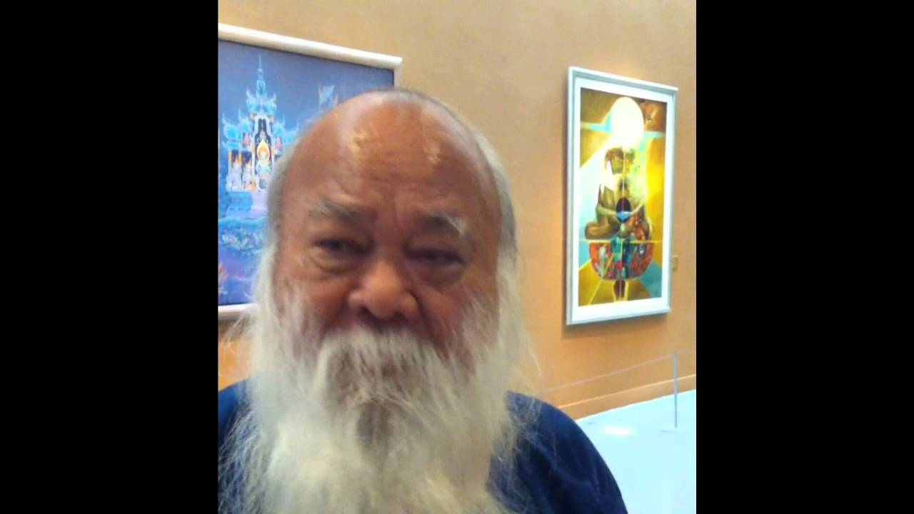 bacc - Thawan Duchanee comments on the exhibition \