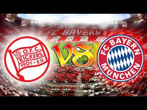 Stuttgarter Kickers vs Bayern Múnich LIVE ALL GOALS & HIGHLIGHTS IN LIVE AMAIZING MATCH UNGLAUBICH