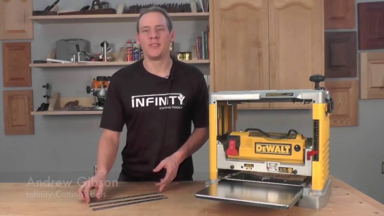 Carbide Planer Knives Dewalt Dw735