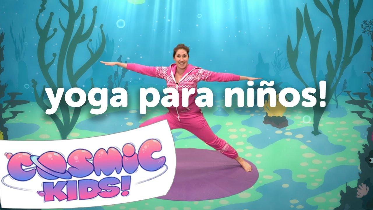 El Pez Squish | ¡Una Aventura de Cosmic Kids Yoga! - YouTube